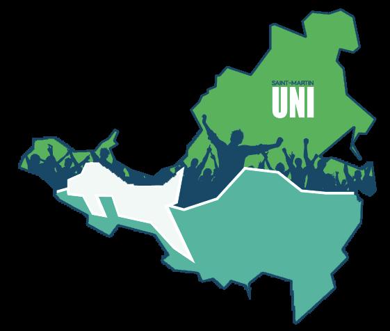 Saint-Martin Uni
